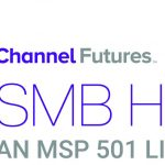 MSP501 Channel Futures Award Winner 2020
