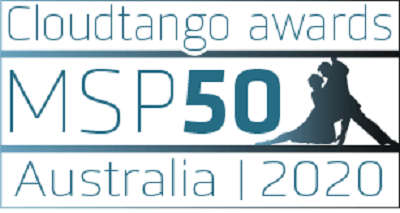 MSP50 Cloud Tango Award Winner