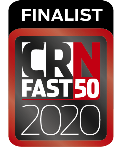 CRN Fast 50 2020 Awards