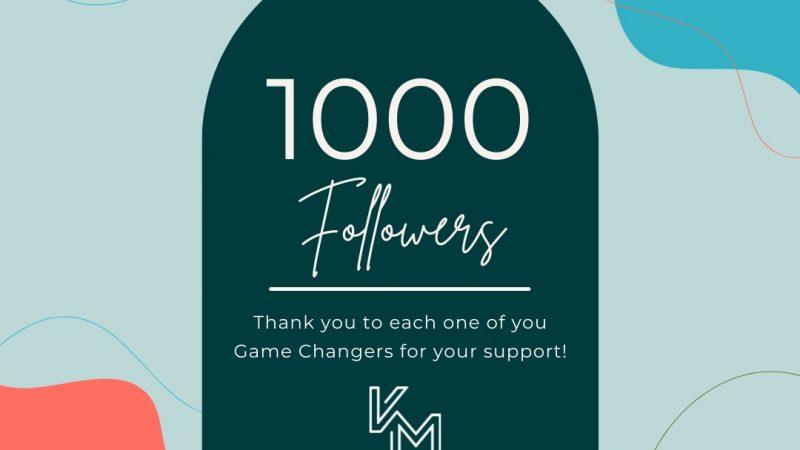KMT hits 1000 followers on LinkedIn platform 2021